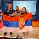 Ekipa Srbije je uspešno završila nastup na evropskom prvenstvu u Rovanijemiju 🇫🇮